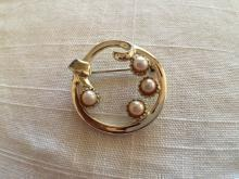 vintage brooch, pin