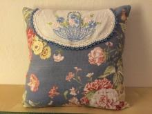 Vintage Inspired Pillow