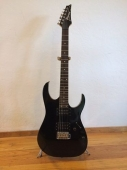 Ibanez RG 120 (Black, 6 String, Electric, Solid Body Guitar)